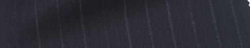 【Sb_Ness09】ダークネイビー柄+1cm巾白・織り交互ストライプ
