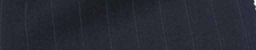 【Sb_Ness11】ネイビー柄+1.2cm巾白・織り交互ストライプ