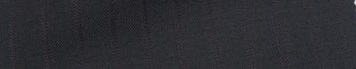 【Sb_Ness14】ダークグレー+1cm巾レッドブラウン・ロープドストライプ