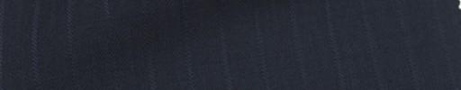 【Sb_Ness25】ネイビー+9ミリ巾織り交互ストライプ