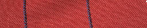 【Ha_Lab01】レッドオレンジ+8.5×5.5cmブラック・ライトブループレイド
