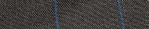 【Ha_Lab02】ブラウン+8.5×5.5cmブラック・ライトブループレイド