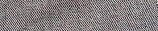 【Ha_Lab13】白・赤茶・グリーンミックス1.4cm巾ヘリンボーン