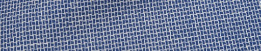 【Ha_Lab14】ブルー×ホワイトミニチェック