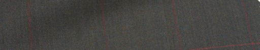 【Hr_Mys23】ダークオリーブ+4.5×3.5赤ウィンドウペーン