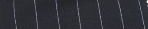 【Hr_Mys48】ブラック+1.9cm巾ストライプ