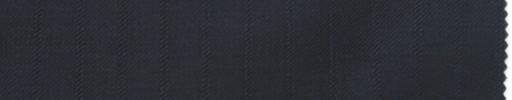 【Br_7w07】ネイビー+1cm巾織りストライプ