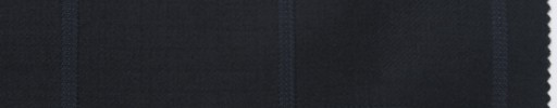 【Br_7w14】ダークネイビー+5.5×5cmブルーウィンドウペーン