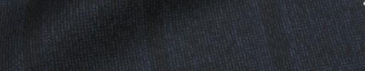 【Ca_71w003】ダークネイビーピンチェック+5.5×4cmネイビー・ブラックプレイド