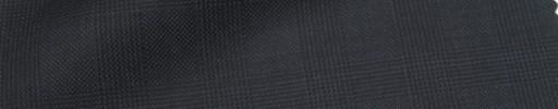 【Ca_71w022】ダークネイビー+2.6×2.3cmファンシーチェック