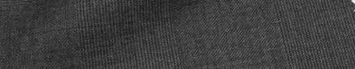 【Ca_71w028】グレー9×7cmグレンプレイド