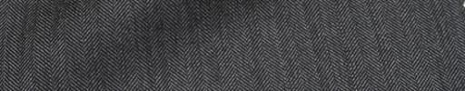 【Ca_71w036】ミディアムグレー9ミリ巾ヘリンボーン