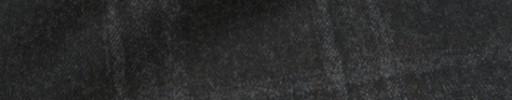 【Ca_71w059】ダークグレー+6.5×5cmグレー・黒・ブラウンプレイド