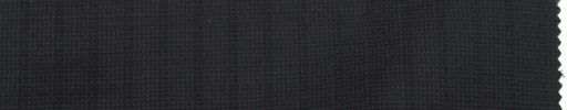 【Ca_71w401】ダークブルーグレーピンチェック+8ミリ巾織りストライプ