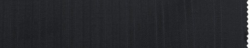 【Ca_71w404】ダークネイビー柄+1.5cm巾織り交互ストライプ
