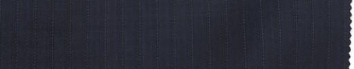 【Do_7w306】ライトネイビー+6ミリ巾織りストライプ