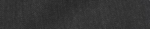 【Hs_ic23】チャコールグレー6ミリ巾ヘリンボーン