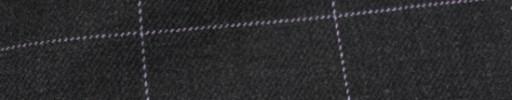 【Hs_ic41】チャコールグレー+5.5×4cmパープルウィンドウペーン