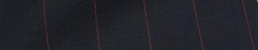 【Hs_ic42】ネイビー+2cm巾赤ストライプ