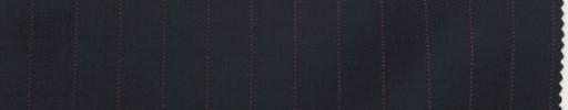 【Sc_7w06】ネイビー+1cm巾赤ストライプ