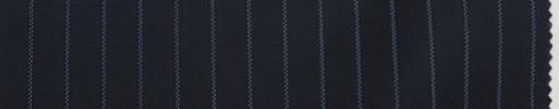 【Sc_7w07】ネイビー+8ミリ巾ブルーWドットストライプ