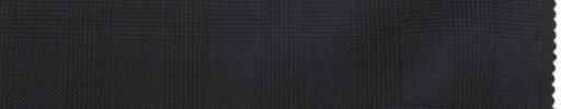 【Sc_7w10】ダークブルーグレー2.8×2.2cmファンシーチェック