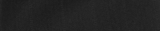 【Cc_7w007】ブラック+1.7cm巾織り交互ストライプ