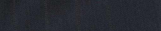 【Cc_7w008】ネイビー+1.7cm巾織り交互ストライプ