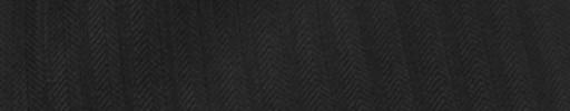 【Cc_7w010】ブラック4ミリ巾ブロークンヘリンボーン