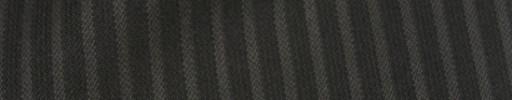 【Cc_7w012】ダークグレー柄+5ミリ巾グレーストライプ