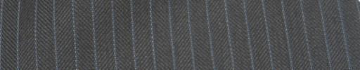 【Cc_7w013】グレー柄+4ミリ巾ライトブルーストライプ