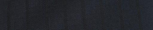【Cc_7w028】ネイビー+1.2cm巾織りストライプ
