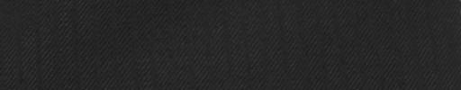【Cc_7w029】ブラック+4ミリ巾織りストライプ