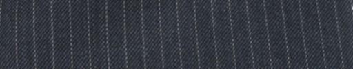 【Cc_7w033】インディゴブルー+5ミリ巾白ストライプ