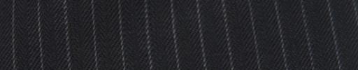 【Cc_7w040】ダークネイビーブロークンヘリンボーン+6ミリ巾ストライプ