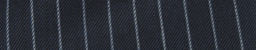 【Cc_7w043】ライトネイビー+9ミリ巾ライトブルーストライプ