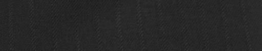 【Cc_7w068】ブラック+8ミリ巾織りストライプ