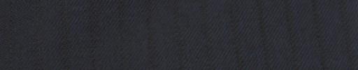 【Cc_7w069】ネイビー+8ミリ巾織りストライプ