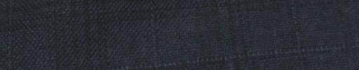 【Cc_7w102】ネイビー+4×3.5cm黒ファンシープレイド+オーバープレイド