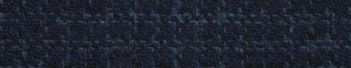 【Ht_5w074】ネイビー+1cm×8ミリライトブルー・Wドッテッドラインチェック