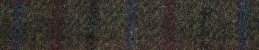 【Ht_6w308】ダークグリーン+9×6.5cmファンシープレイド