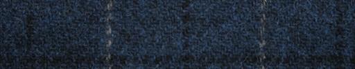 【Ht_6w309】ネイビー+7.5×6cm白・黒プレイド