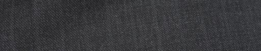 【Mc_7w39】チャコールグレー+1.1cm巾ドットストライプ