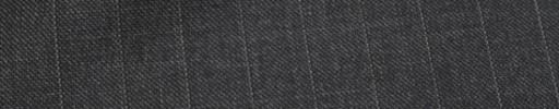 【Mc_7w42】ミディアムグレー+1.4cm巾ストライプ