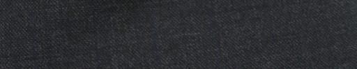 【Mc_7w65】チャコールグレー+2.1cm巾ネイビーストライプ