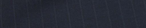 【Mc_7w67】ライトネイビー柄+1.2cm巾ドット・織り交互ストライプ