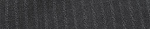 【Mc_7w70】ミディアムグレーヘリンボーン柄+8ミリ巾織りストライプ