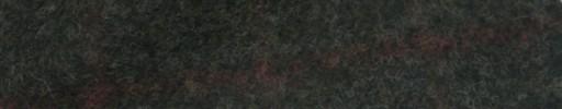 【Mij_7w24】ダークグリーン+4.5×3.7cm赤ウィンドウペーン