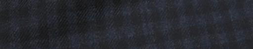 【Mij_7w30】ネイビー×ブラック・ギンガムチェック