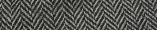 【Mij_7w38】グレー1.6cm巾ヘリンボーン
